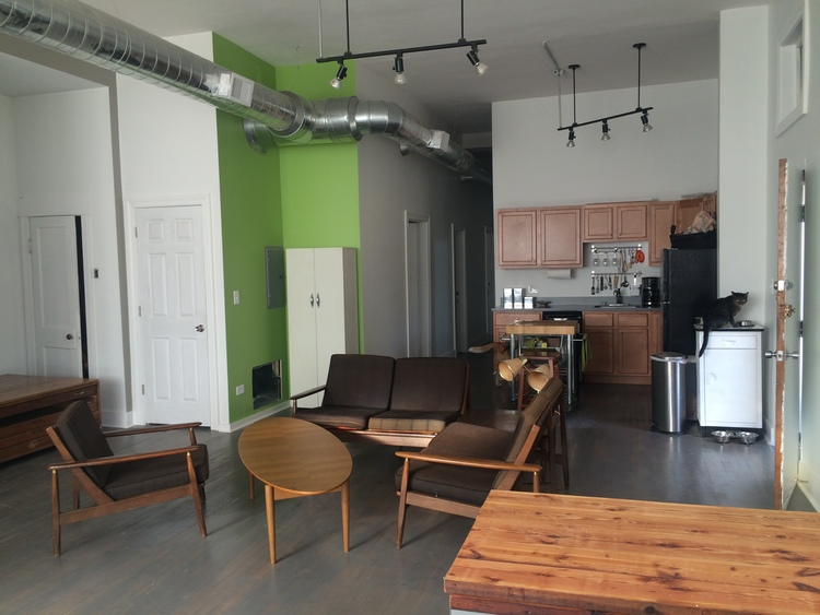 husARt is a co-working, gallery and event space seeking furniture, technology, and program funding.