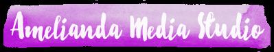 Amelianda Media Studio Logo